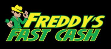 Freddy's Fast Cash Logo